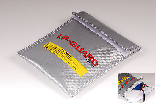 LP-Guard 18x22cm LiPo Charge Sack