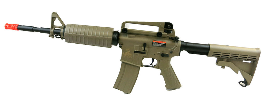 Lancer Tactical M4A1 Carbine, DE