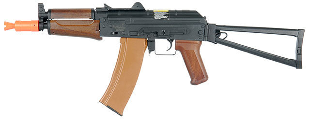 Lancer Tactical AK74U AEG (Synthetic Wood)