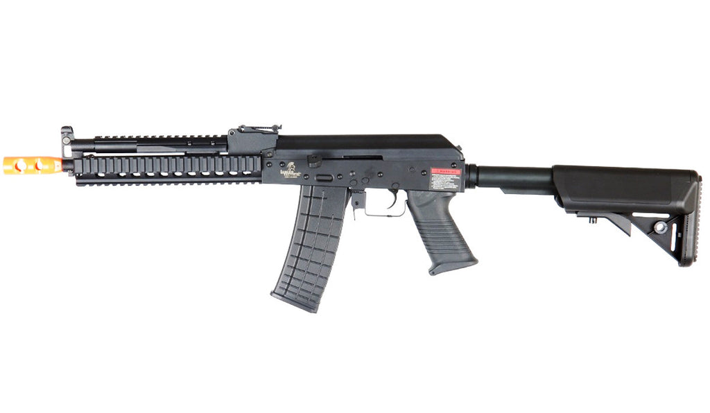 Lancer Tactical BP AK RIS Black