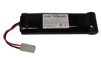 8.4v 1600mAh mini NiMH battery