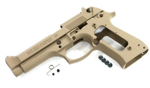 IS M9 Desert Storm MBK Tan