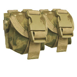 Double Frag Grenade Pouch - MUL