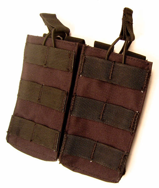 M16 Double Shingle Mag Pouch (BLK)