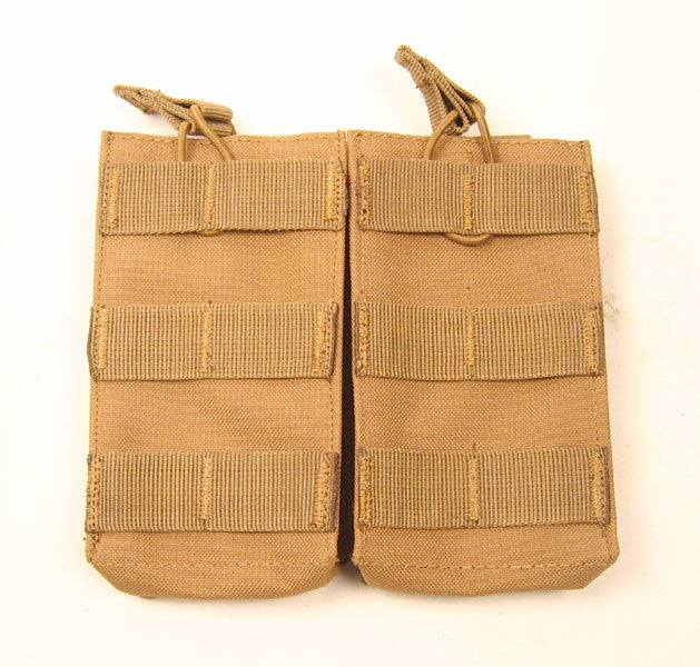 M16 Double Shingle Mag Pouch (TAN)