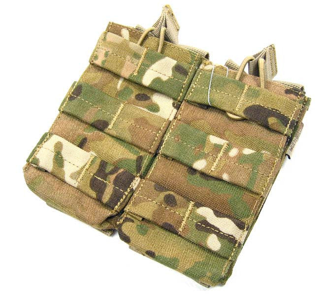 M16 Double Shingle Mag Pouch (MultiCam)