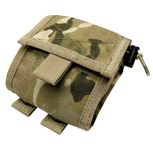Condor Multicam Roll-Up Pouch