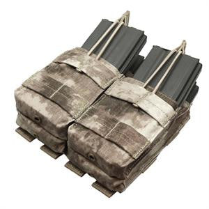 Double Stacker M4 Mag Pouch - A-TACS