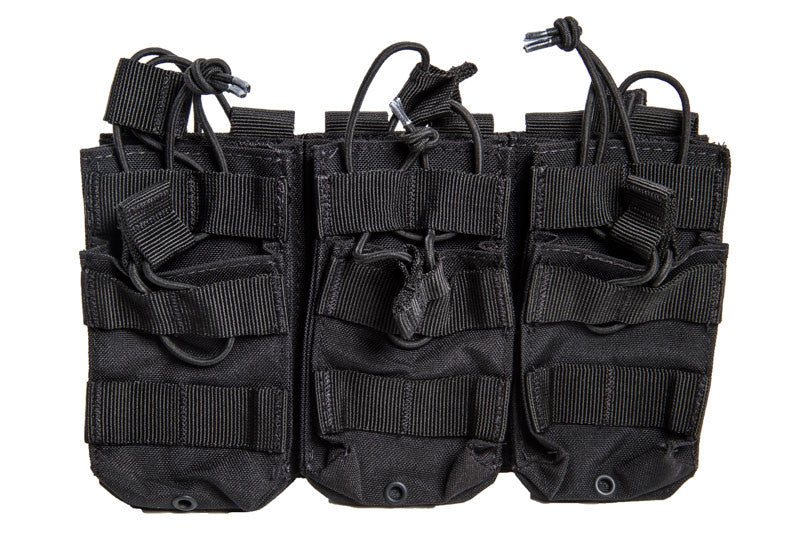 Triple Stacker M4 Mag Pouch