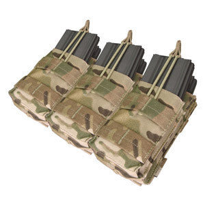 Triple Stacker M4 Mag Pouch - MUL