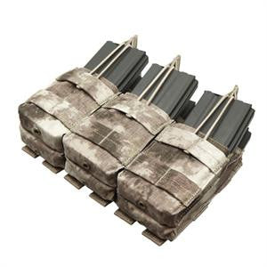 Triple Stacker M4 Mag Pouch - A-TACS