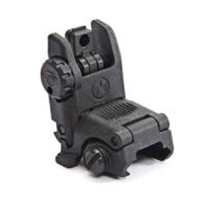 Magpul MBUS Real Rear Gen2 BLK