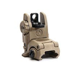 Magpul MBUS Real Rear Gen2 DE