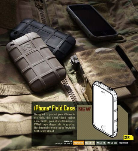 Magpul iPhone 3G/3GS Field Case