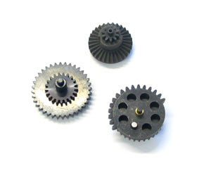 High speed flat gearset
