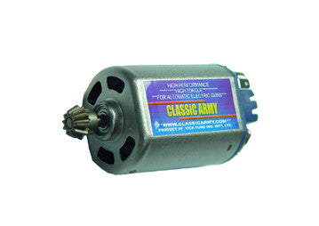 CA high torque short motor