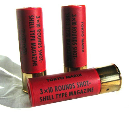 TM shotgun shell