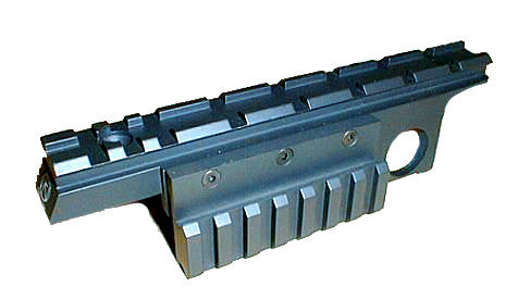 P90 triple rail mount