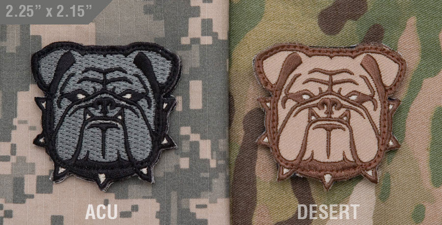 MSM Bulldog Head Small