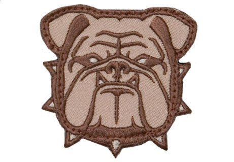 MSM Bulldog Head Large