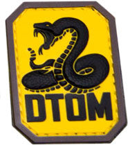 MSM Dont Tread On Me Compact Patch