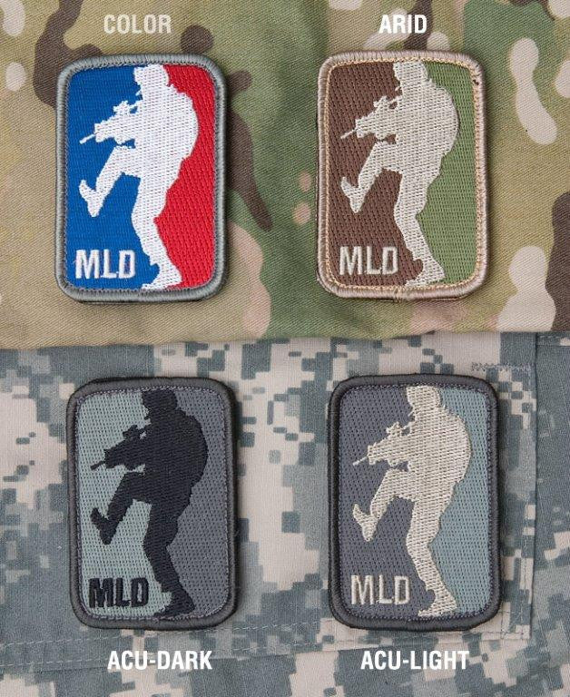 MSM Major League Doorkicker Patch