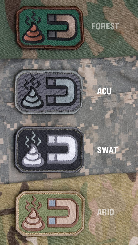MSM Magnet Patch