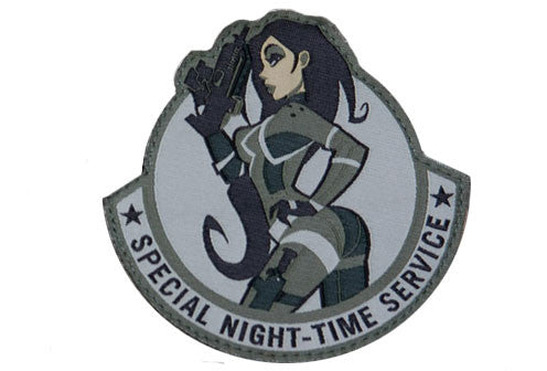 MSM Special Night Time Service Patch
