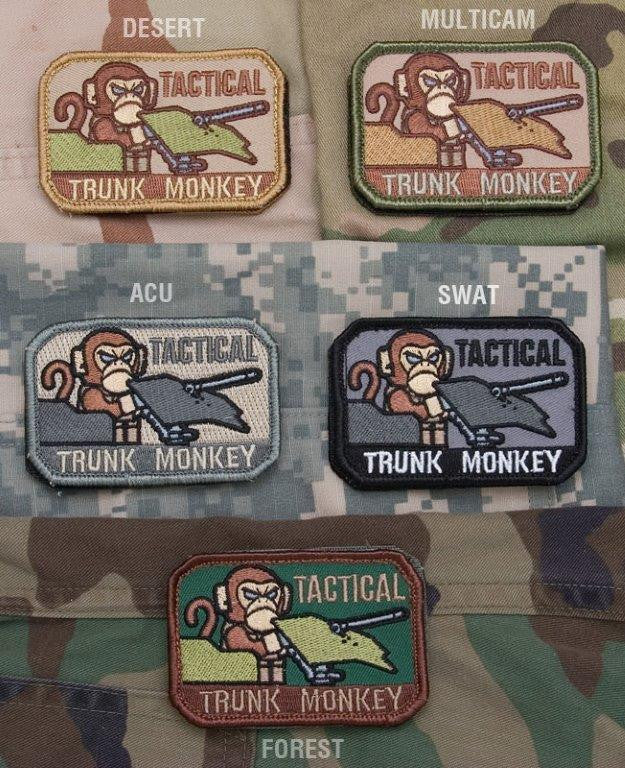 MSM Tactical Trunk Monkey Patch