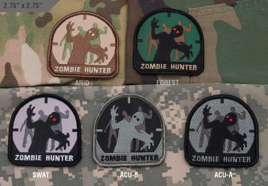 MSM Zombie Hunter Patch