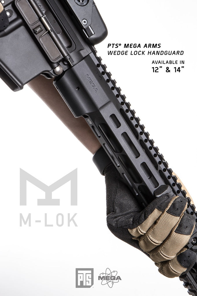 PTS¬? Mega Arms Wedge Lock Handguard