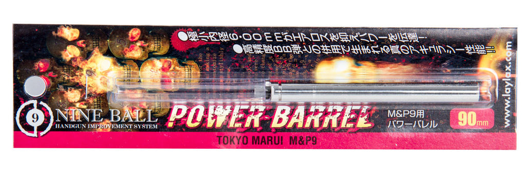 NB TM M&P9 90mm 6.00mm Power Barrel
