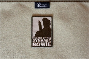 OI Art of the Dynamic Bowie Patch