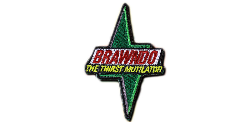 OI Brawndo Idiocracy Patch CLR