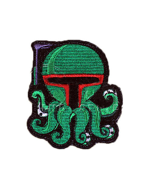 Boba Octopus CTF Morale Patch - COLOR