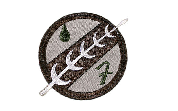 OI Mandalorian Cresh Patch Arid