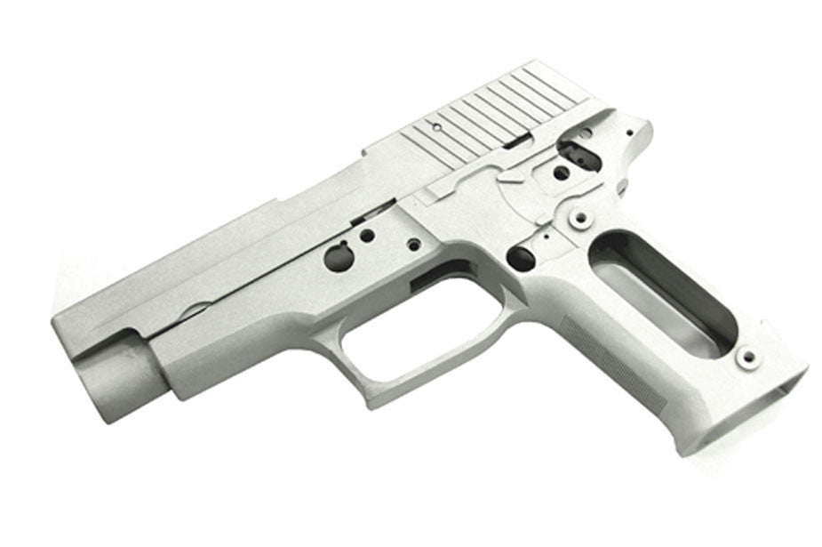 IS TM P226 Navy Blank MBK Silver