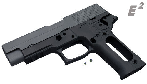 P226E2 Blank Metal Body Kit Gray/Black