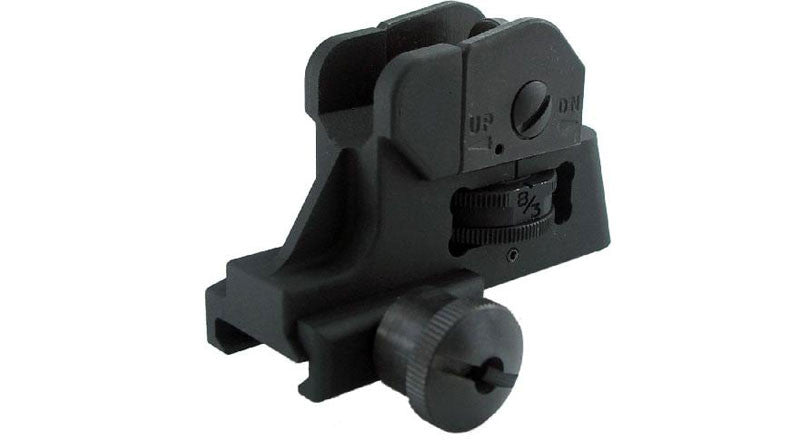 JG M4 Detachable Rear Sight