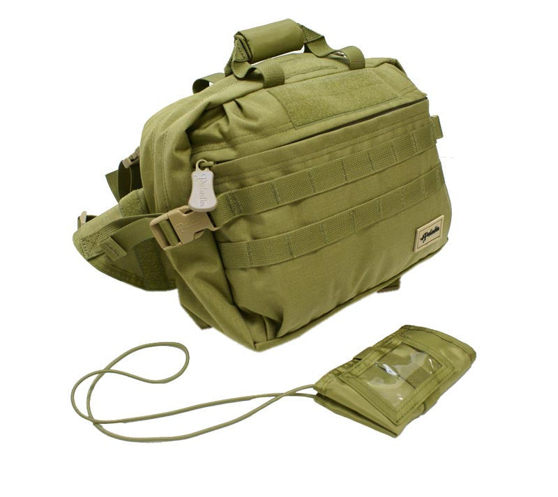 Paladin Mission Go Bag Black
