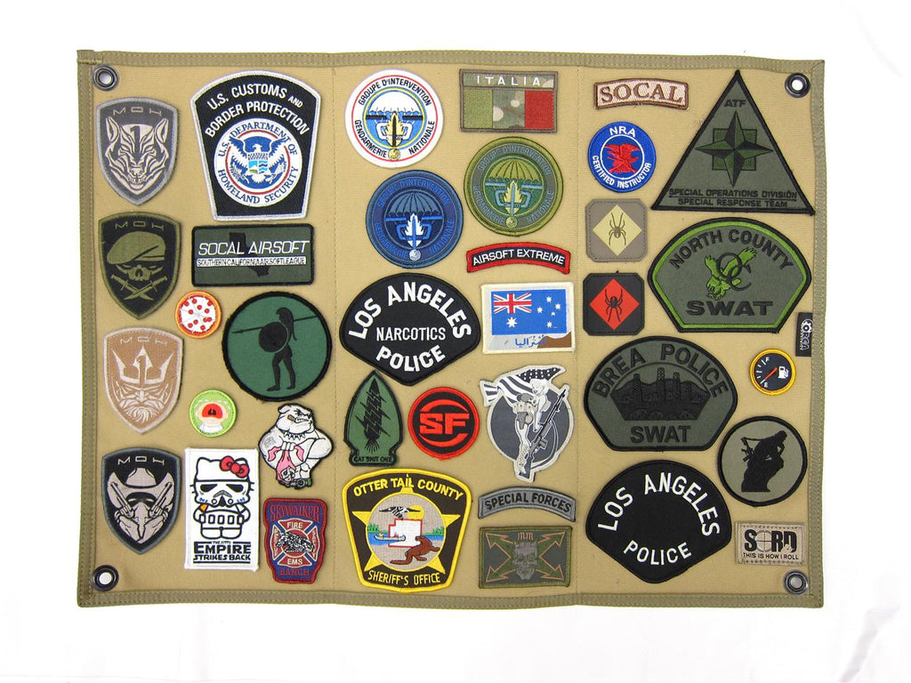 Patch Mat