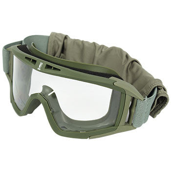 Tactical Crusader ProTac Goggle - OD Green