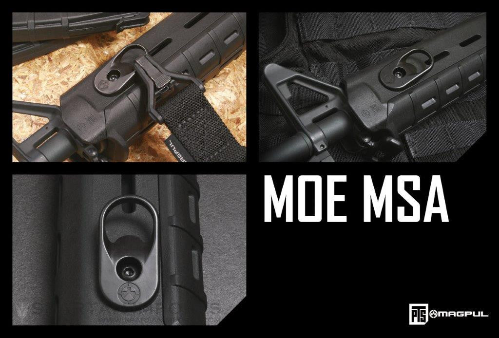 Magpul PTS MOE Sling Attachment MSA