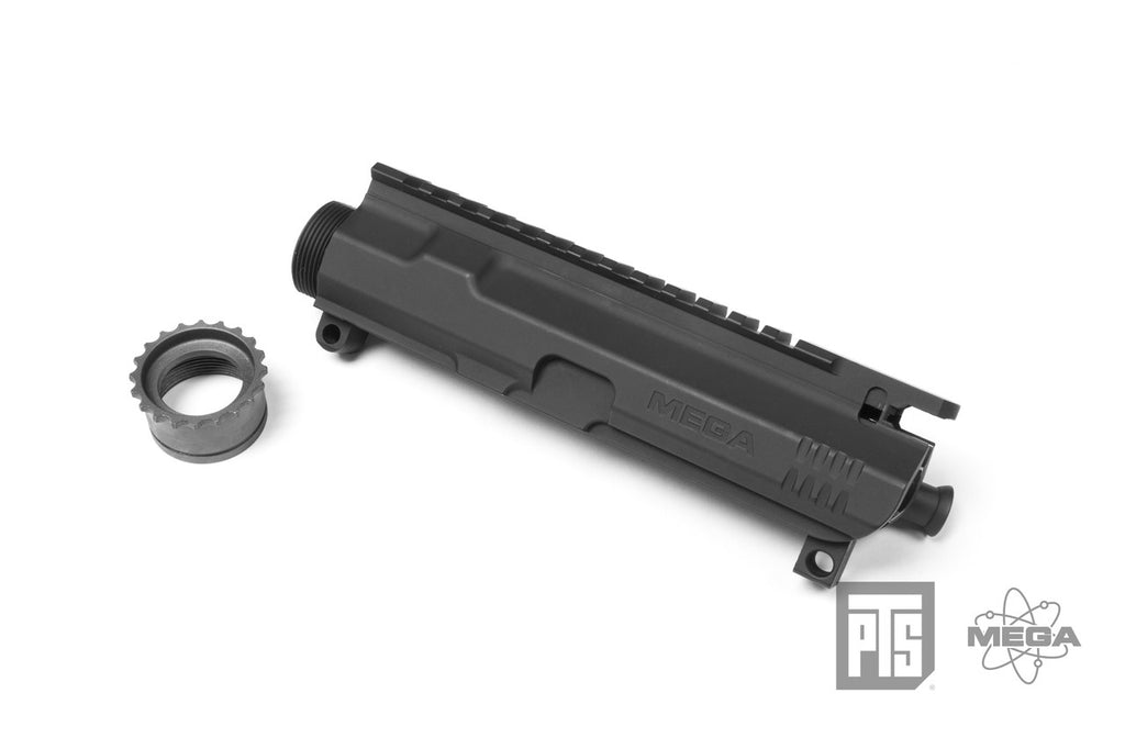 PTS Mega Arms AR15 Billet Upper (for Mega Arms MKM GBBR only)
