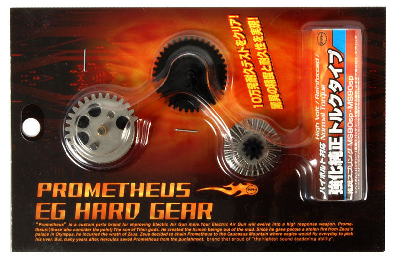 EG Hard Gear Set, Normal Torque, M110
