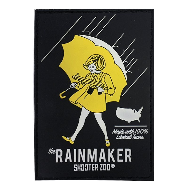 Zoo Tactical Rainmaker PVC Patch