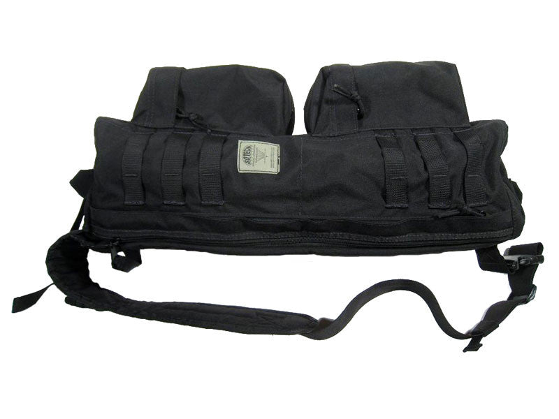 S.O.Tech Go Bag Extended - Black