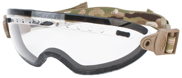 SO Boogie Sport Goggle Asian Fit - Multicam - Clear