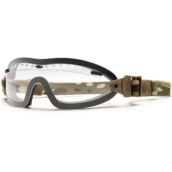 SO Boogie Sport Goggle - Multicam - Clear