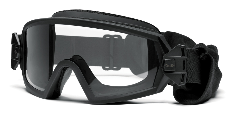 Smith Optics OTW Goggle w/ 2 lenses BLK